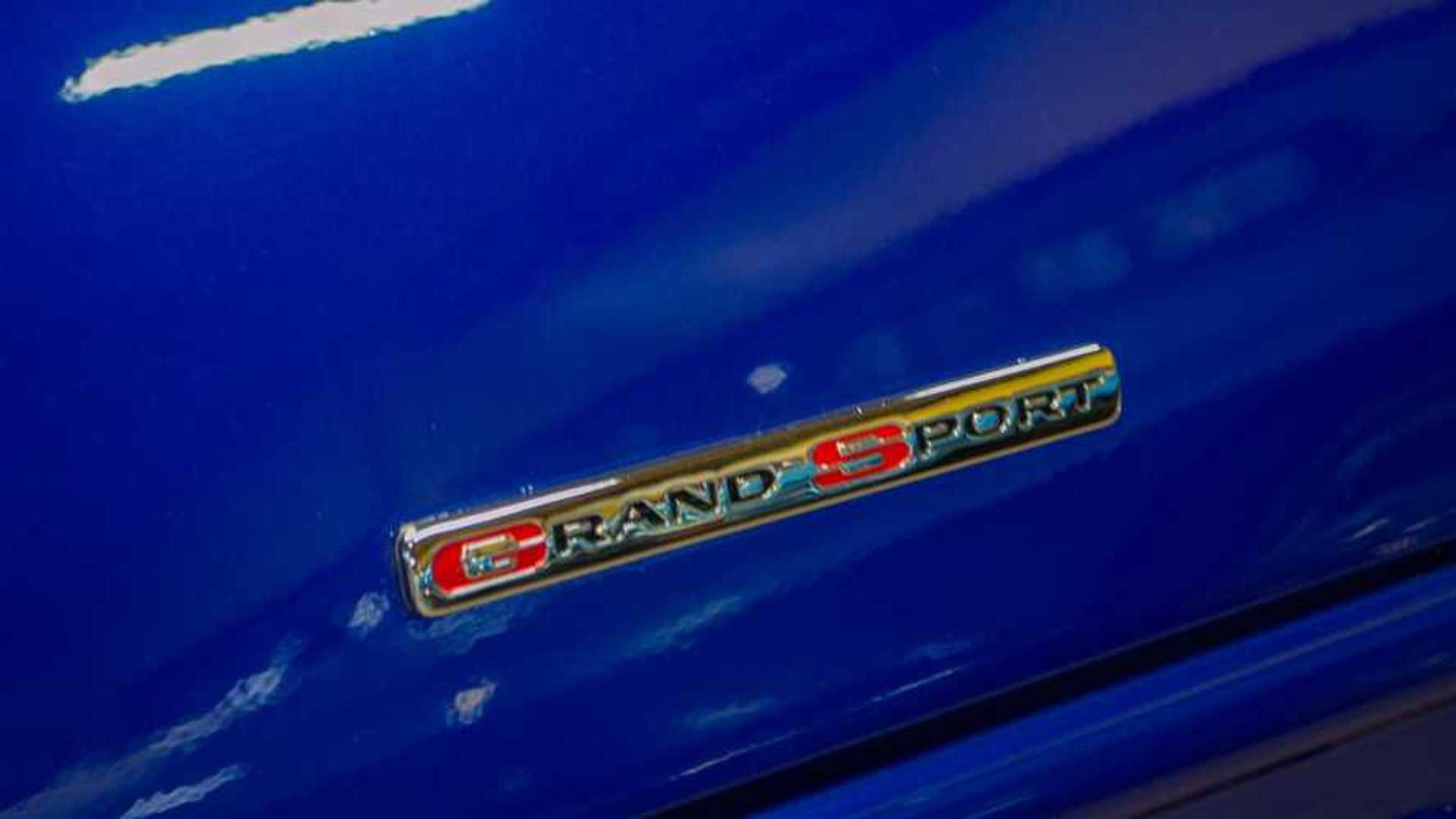 "[""Rare 1996 Chevrolet Corvette Grand Sport Convertible Up For Sale""]"