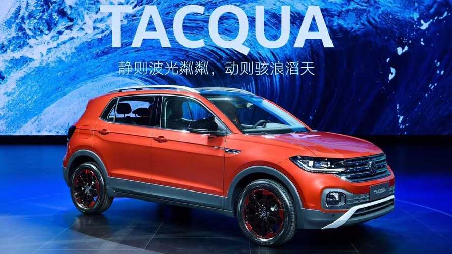 VW Viloran and Tacqoua for China