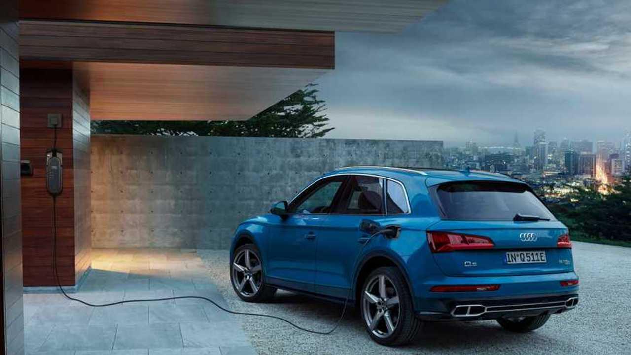 I vantaggi delle plug-in di Audi