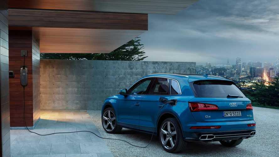 Incentivi, Ztl e minori consumi: i vantaggi del plug-in con Audi