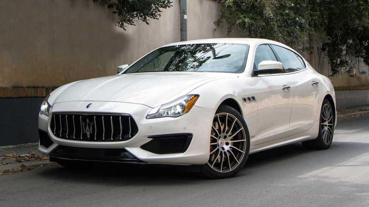 1. Maserati Quattroporte: 72.2 Percent
