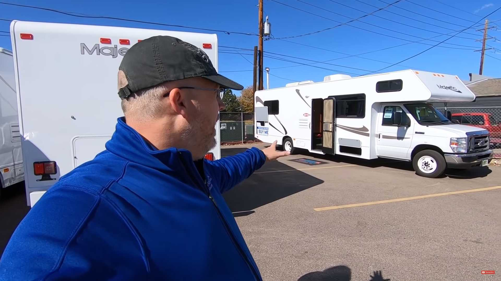 Should You Consider Buying A Used Rental Motorhome