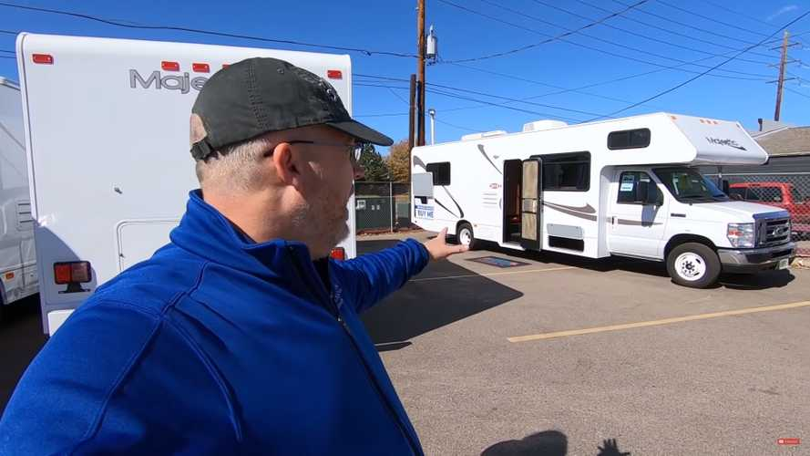 Should You Consider Buying A Used Rental Motorhome?