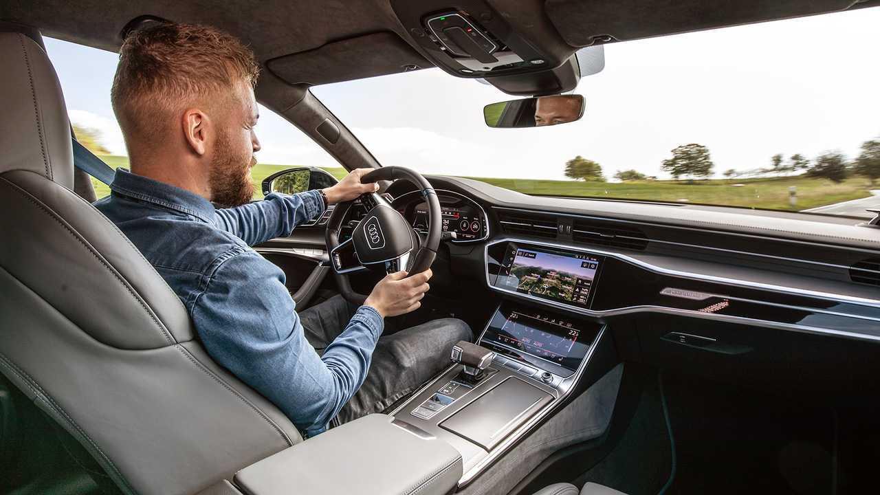 Test Audi RS 7 2019