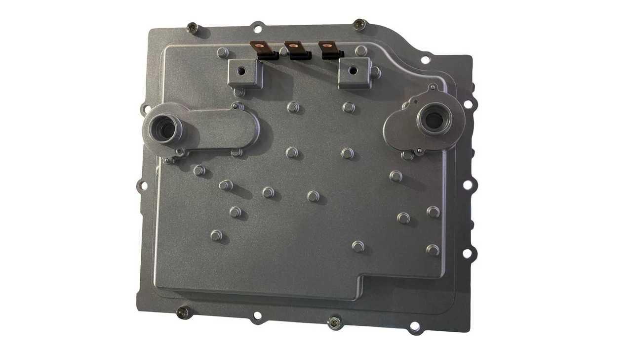 Delphi Technologies 800V SiC Inverter
