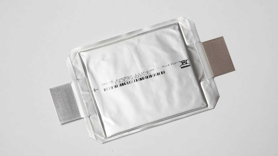3rd Gen Lithium-Sulfur Batteries From Alise Project Reach 325 Wh/kg