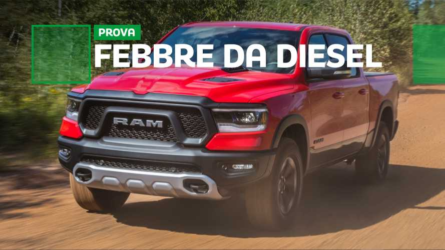 Ram 1500 EcoDiesel, pick-up a valore aggiunto