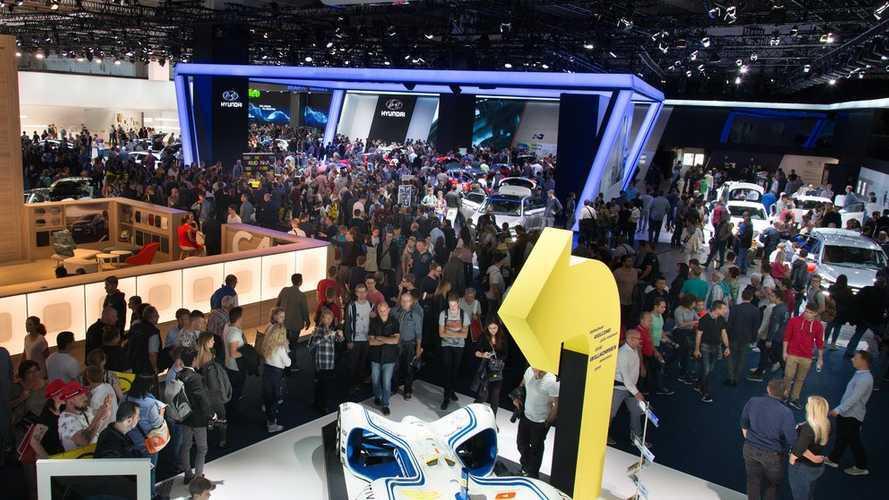 Salone di Francoforte 2019, tutte le novità elettrificate
