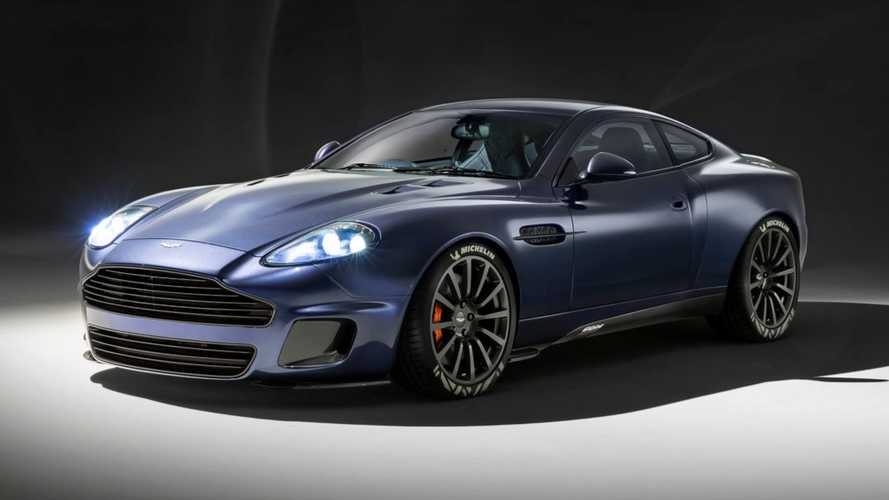 Aston Martin Vanquish 25 debuts as Callum's first standalone project