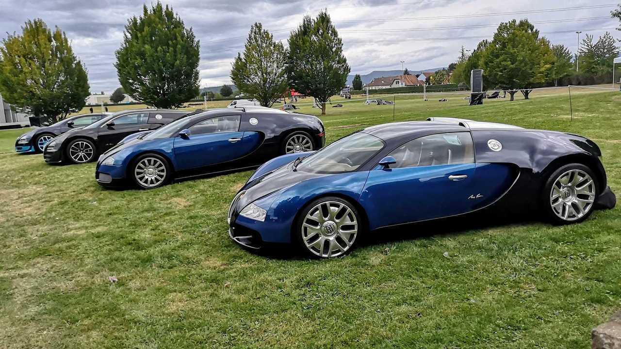 Bugatti 18/4 Veyron Concept (2000)
