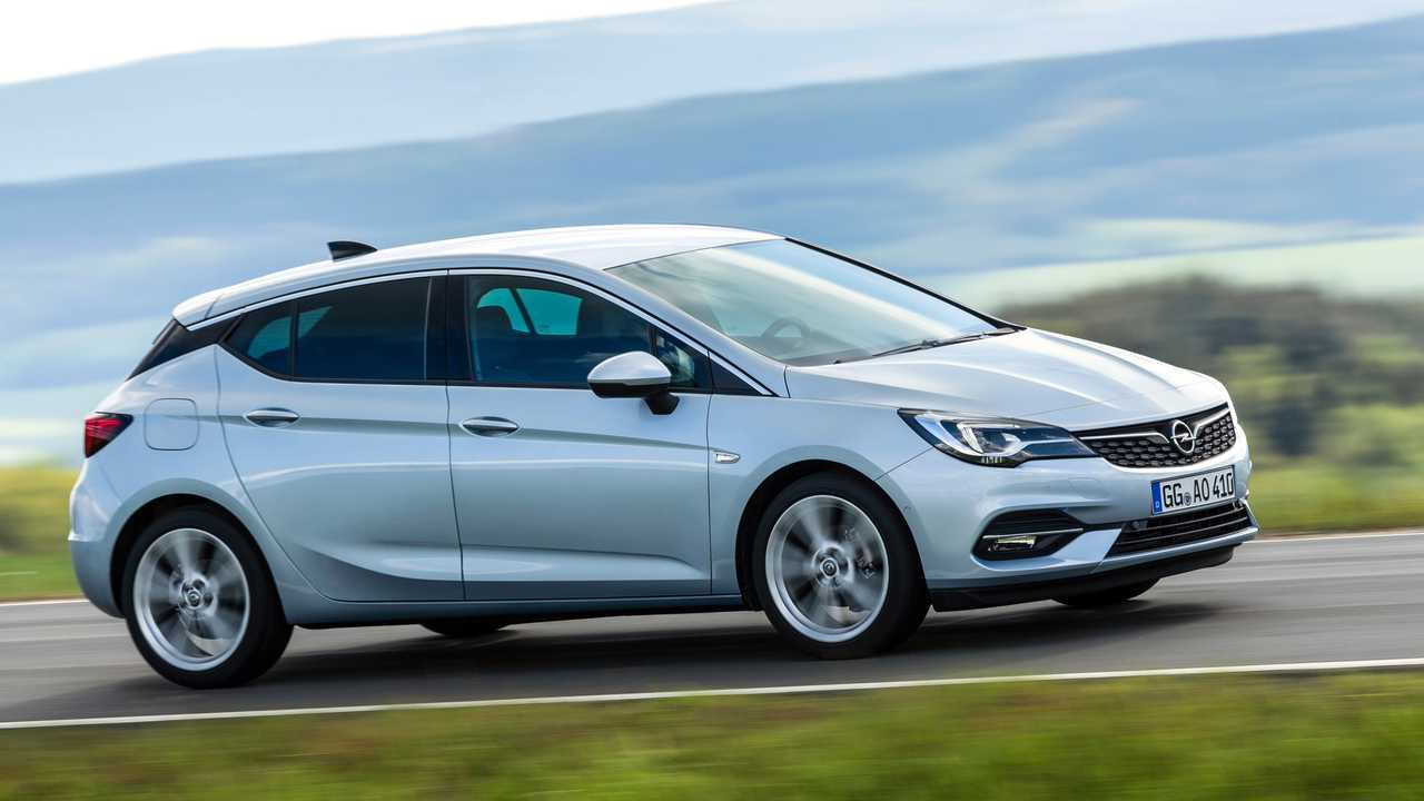 Opel Astra (4,37 Meter)