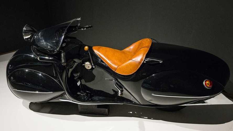 Cycleweird: Custom 1930 Henderson KJ Streamline