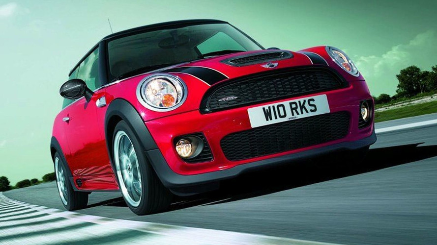 Geneva: Mini Cooper S JCW Tuning Kit