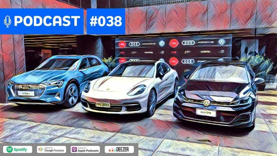 Motor1.com Podcast #38: Híbridos e elétricos vão vingar no Brasil?