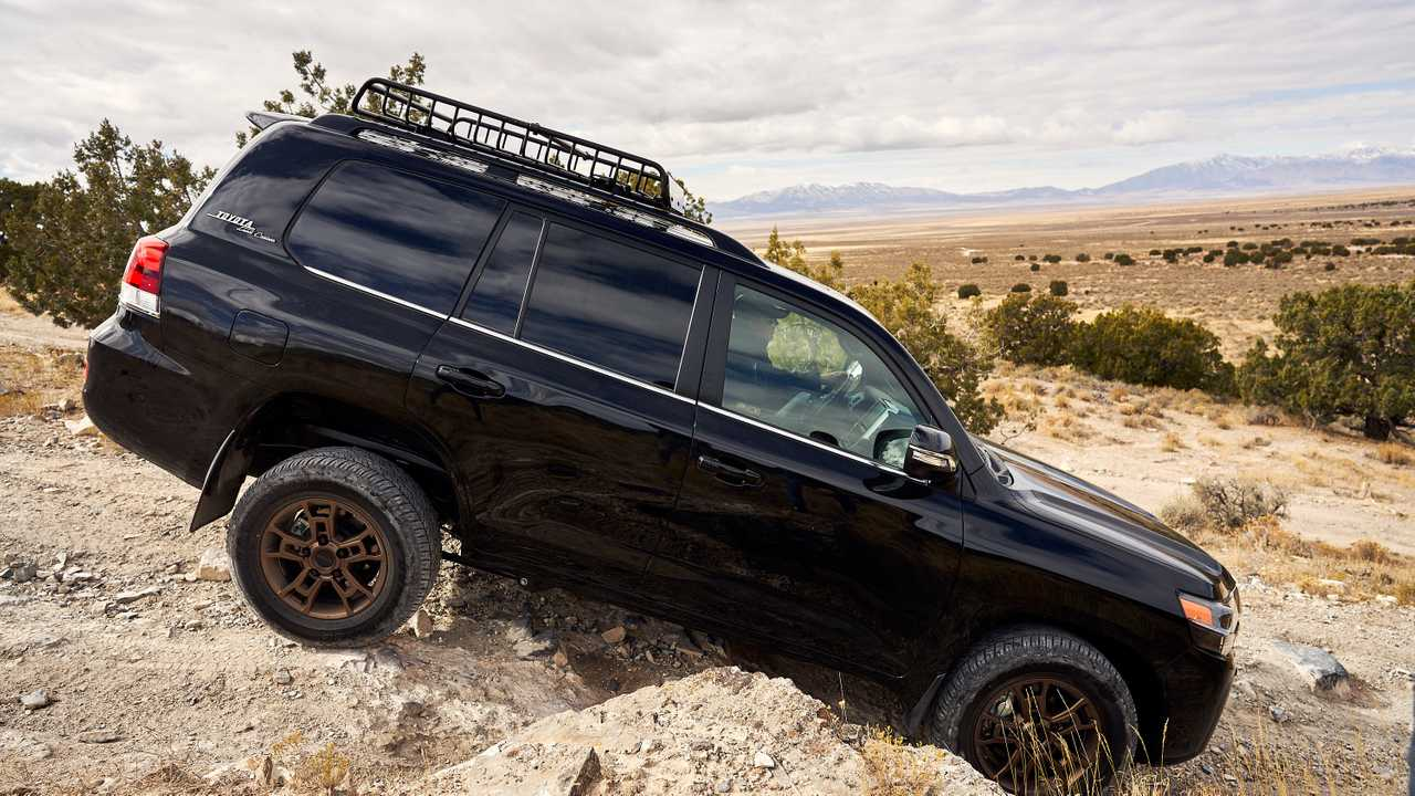 2020 Toyota Land Cruiser Heritage Edition First Drive ...