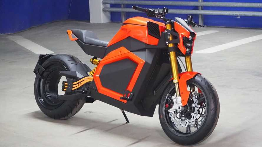 VERGE Motorcycles Shows Production-Ready Hubless E-Bike At EICMA