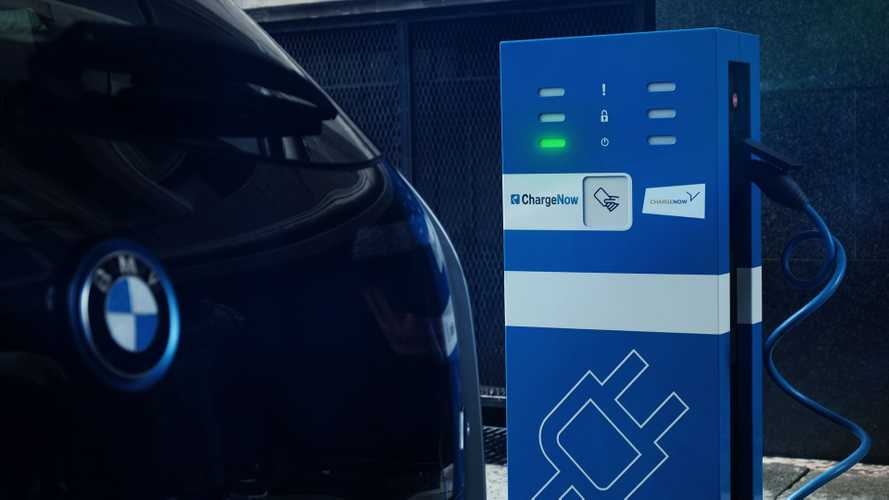 BMW To Install Over 4,100 Workplace Charging Stations In Germany