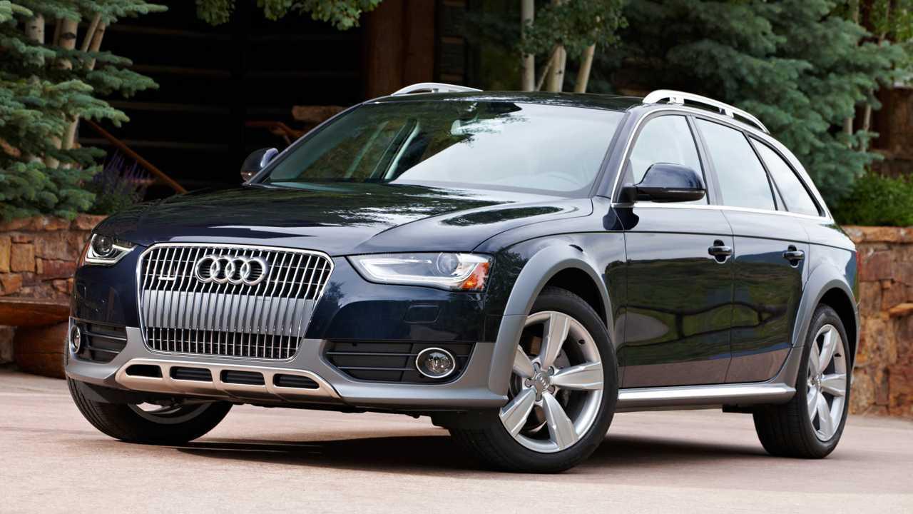 6. Audi A4 Allroad