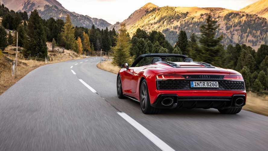 """L'Audi R8, """"une icône du passé, mais pas nécessairement du futur"""""""