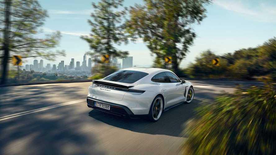 Le lancement de la Porsche Taycan repoussé de dix semaines