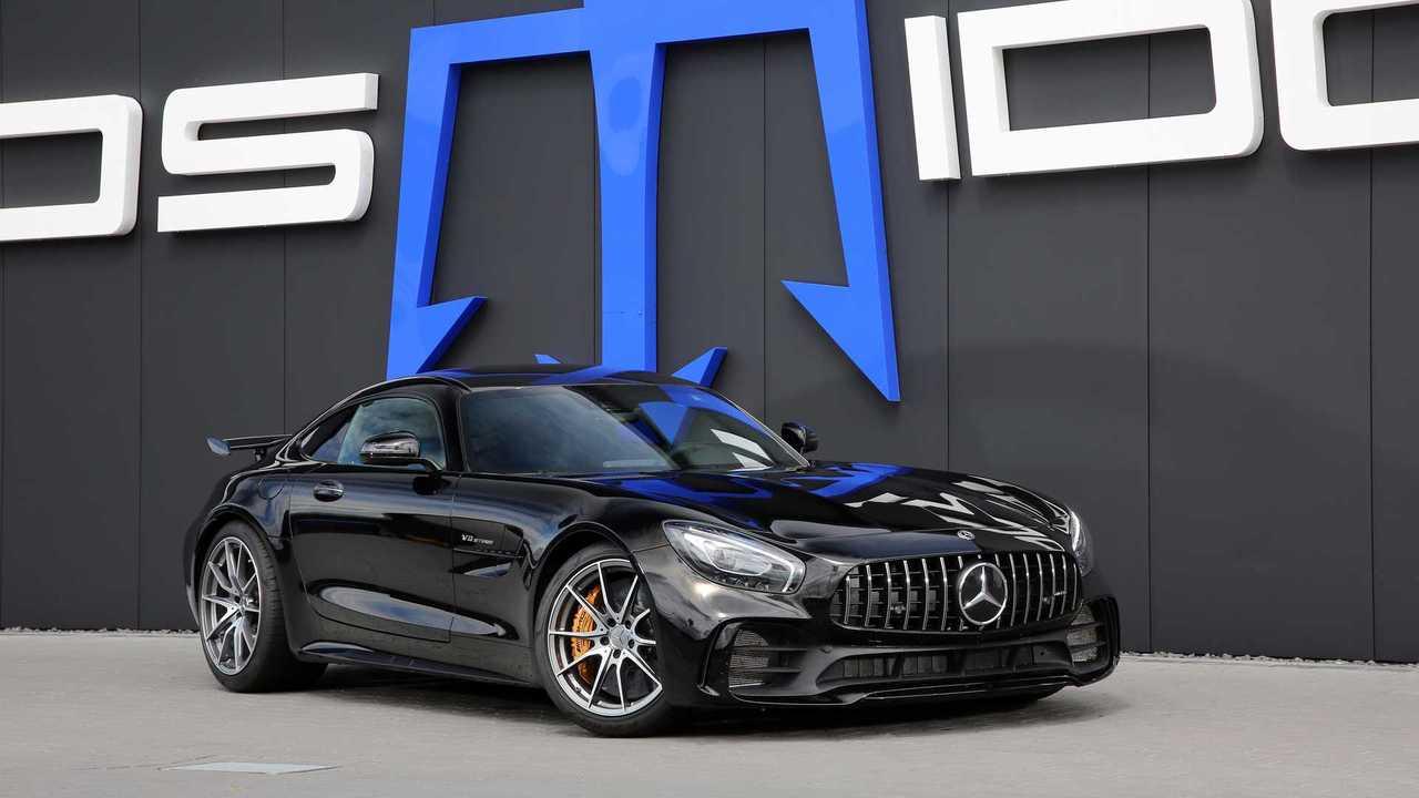 Posaidon modifiyeli AMG GT R