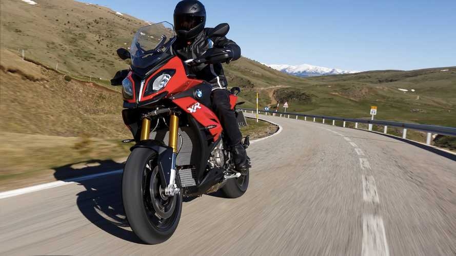 BMW S 1000 XR Confirmed With Updated Engine For 2020