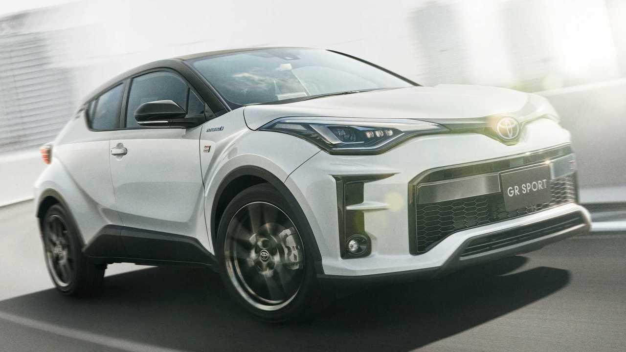 2020 Toyota C-HR от Gazoo Racing