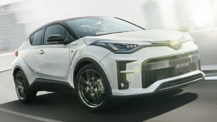 2020 Toyota C-HR by Gazoo Racing