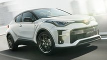 Toyota C-HR by Gazoo Racing