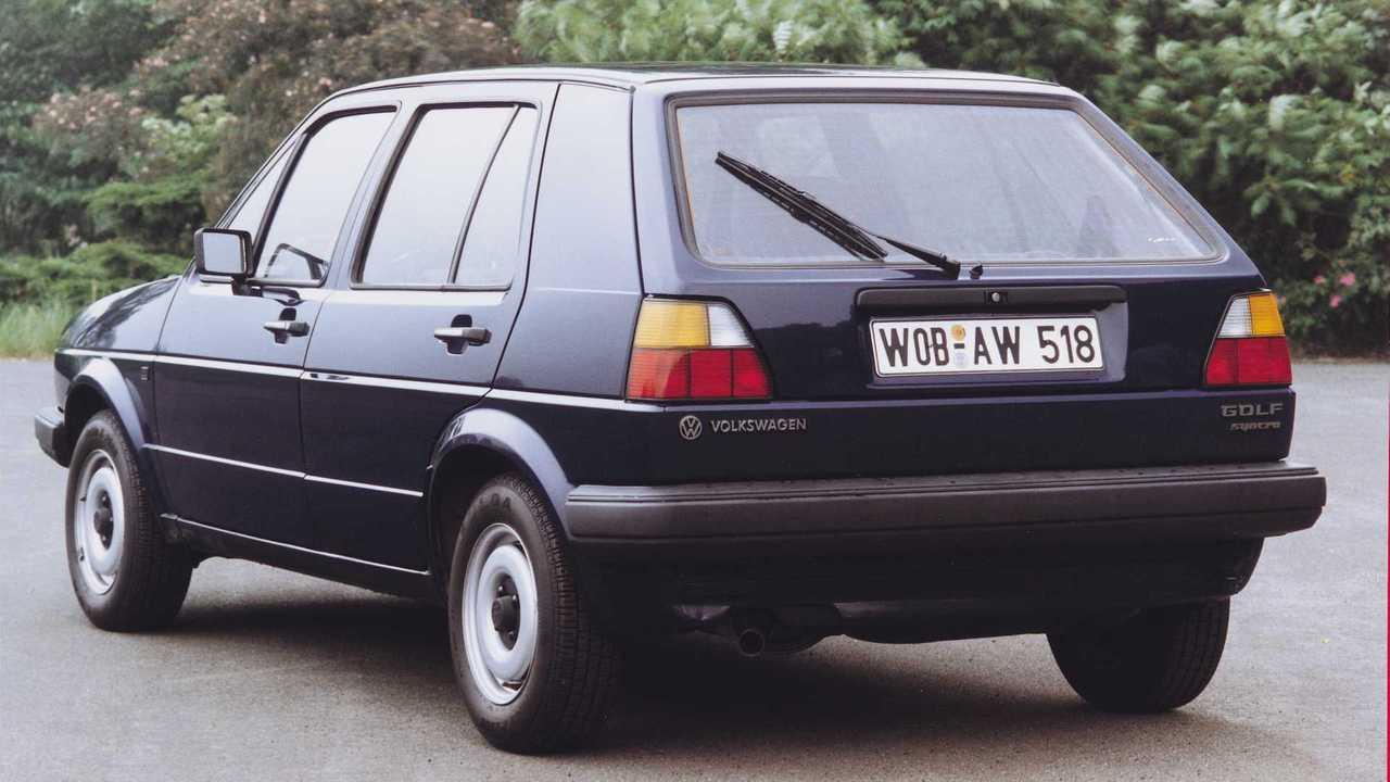 VW Golf II (1983-1992)