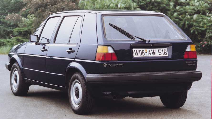 VW Golf II (1983-1992)