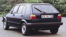 VW Golf im Rückblick: Der Golf II (1983 - 1992)