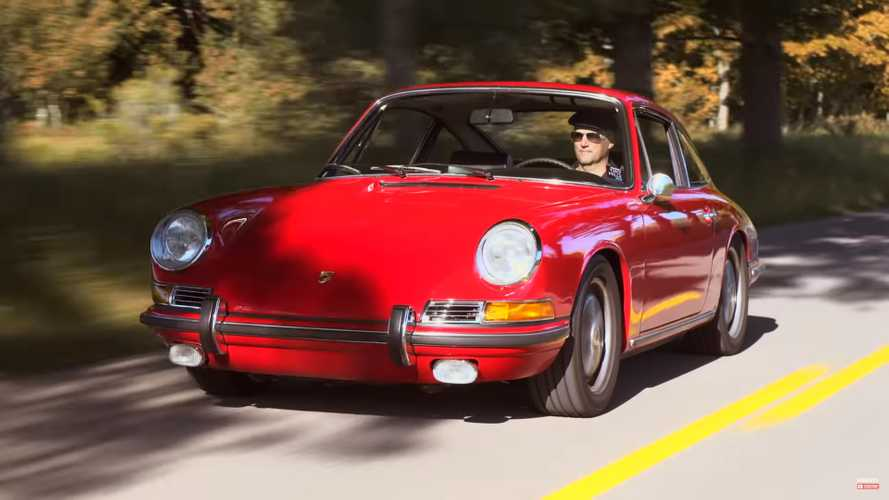 A $500 Porsche 911S Is Worth A Lifetime Of Memories