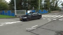 Mercedes-AMG C63 Saloon crashes in Rotterdam
