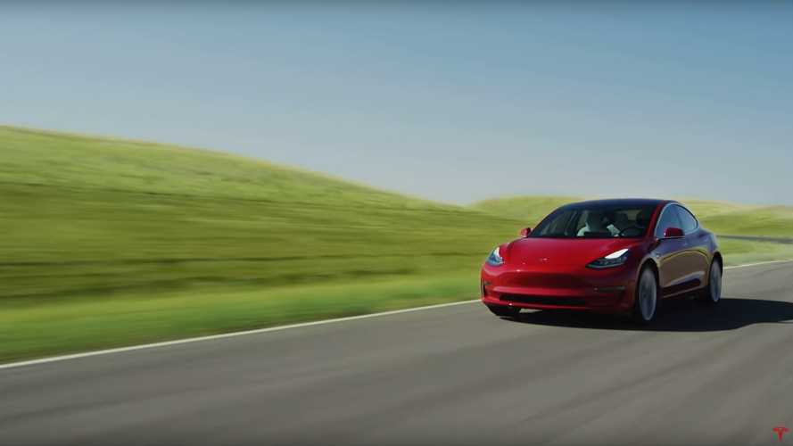 Electric Cars Shine In Collapsed British Market In April 2020: Tesla Model 3 #1