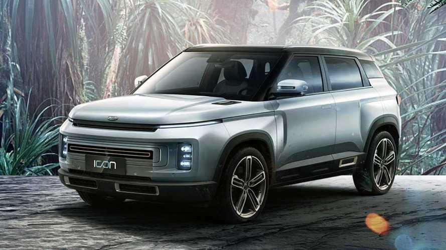 ¿Comprarías el Geely Icon, un SUV barato, por solo 15.000 euros?