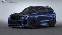 Lumma Design Modifiyeli BMW X7'ler
