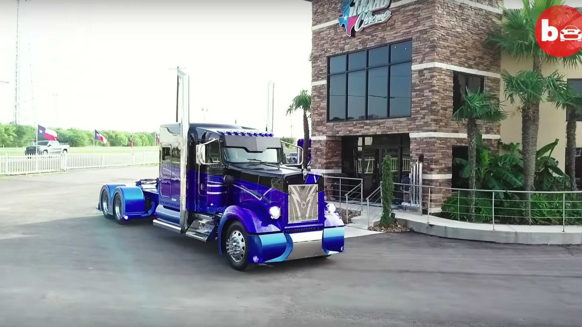 It Took $180,000 To Modify This Wild 750-Horsepower Truck