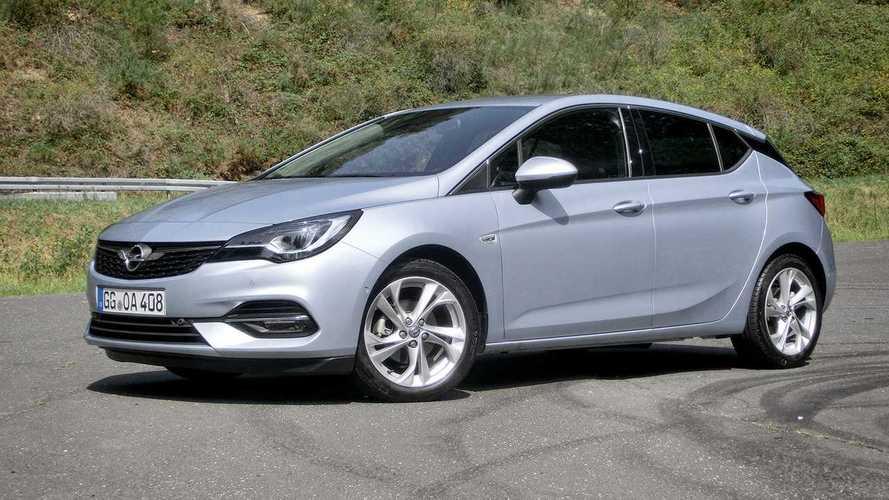 Opel Astra Facelift (2019): Mit neuem 1,2-Liter-Turbobenziner im Test
