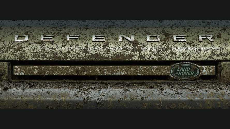 Le Land Rover Defender sera présenté le 10 septembre à Francfort