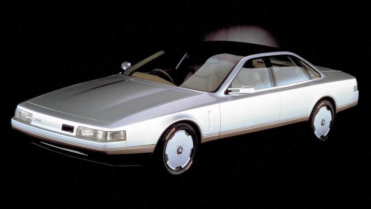 Nissan CUE-X