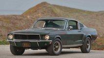 Subasta Ford Mustang Bullitt original de la película