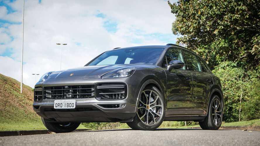 Porsche vende duas vezes mais SUVs que carros esportivos nos EUA