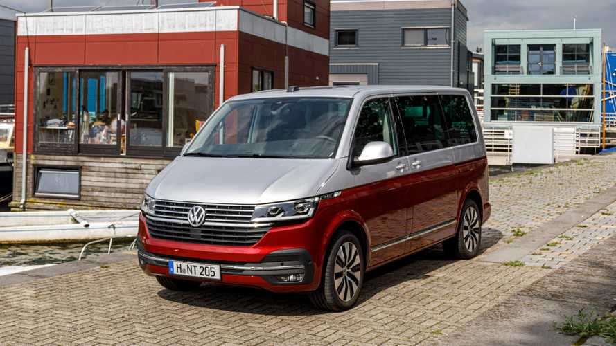 VW T6.1 (2021): Weniger NOx und geringerer Verbrauch beim 2.0 TDI