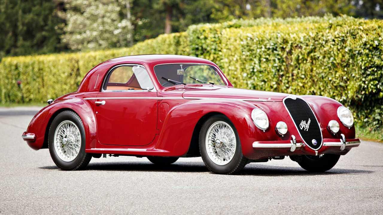 Alfa Romeo Tipo 256 Coupé (1939) - 2,4 millió euró