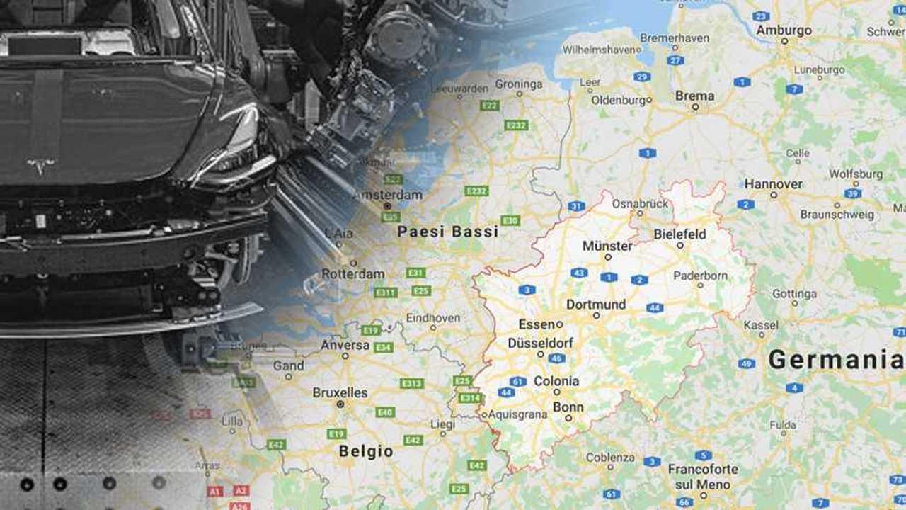 Copertina Tesla, quelle europee potrebbero essere Made in Germany