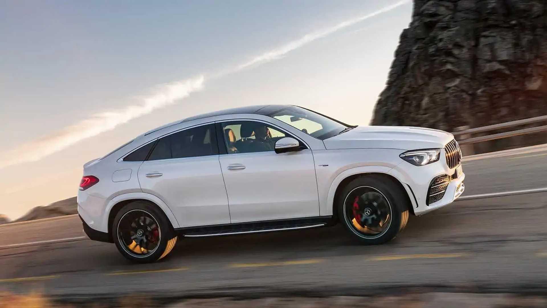 Novo Mercedes Gle Coupe 2020 Fica Mais Belo E Ganha Versao Amg