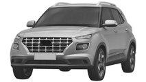 Hyundai Venue для России: патентные изображения