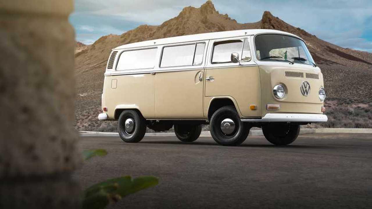 Volkswagen EV Type 2 Bus