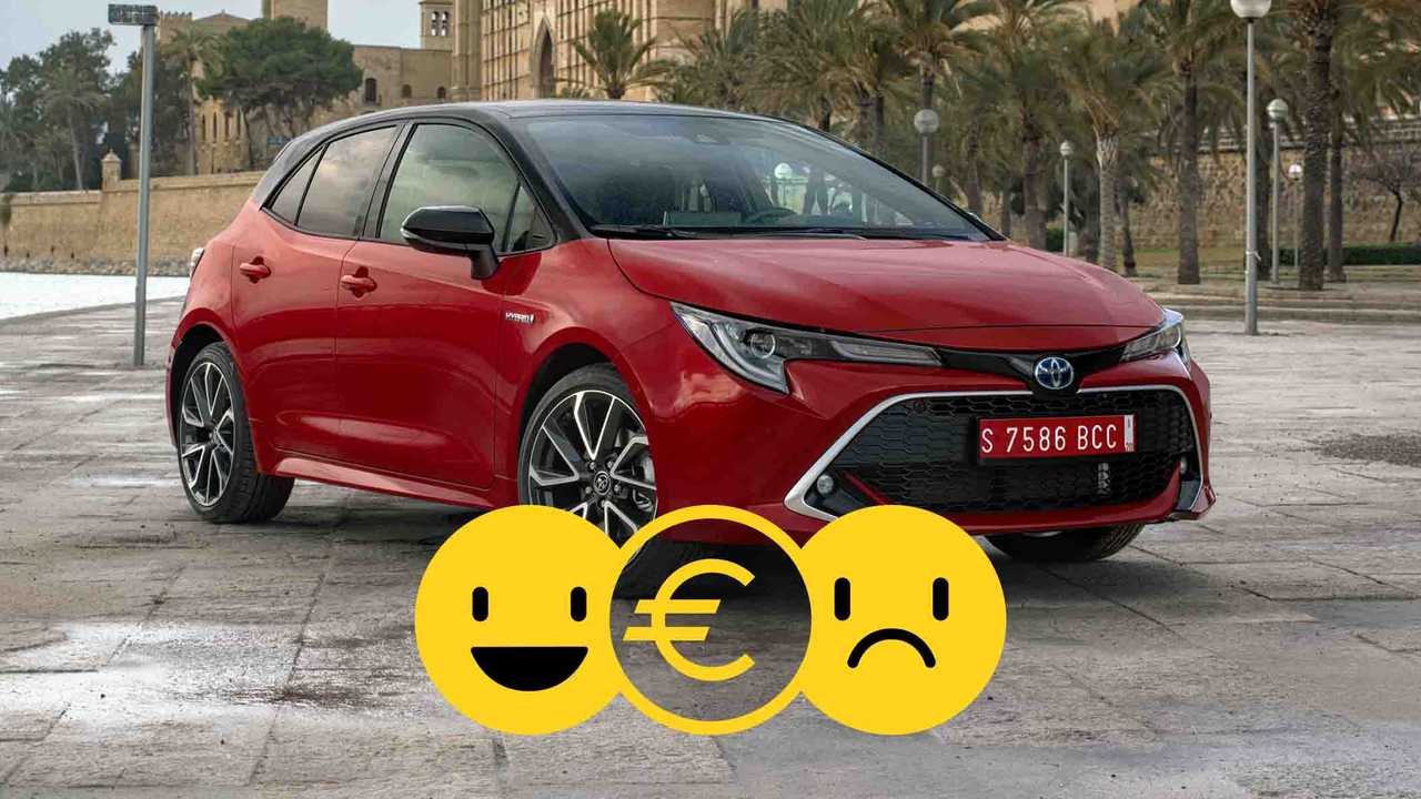 Toyota Corolla à 239 €/mois